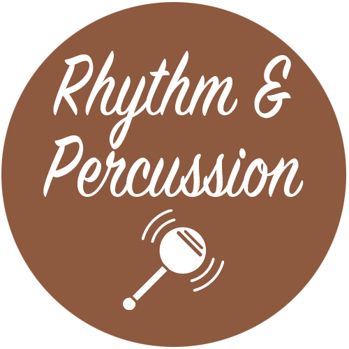 Rhythm & Percussion Playlist